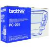 Brother Fax Ribbon Black PC201