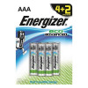 Energizer Eco Advance Batteries AAA / E92 Ref E300128100 [Pack 4 and 2 FREE] Jan-Mar 2017
