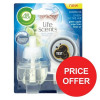 Air Wick Electrical Complete Linen Air Room Fragrance Max 80 Days Ref 3019256 [Price Offer] Jan-Mar 2017