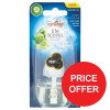 Air Wick Electrical Single Linen Air Room Fragrance Max 80 Days Ref 3019263 [Price Offer] Jan-Mar 2017