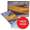 Silvine Layout Pad Bank Paper Acid Free 50gsm 50 Sheets A4 [Competition Offer] Jan-Mar 2017
