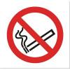 Stewart Superior Sign No Smoking Vehicle100x100mm Self-adhesive Vinyl Clear Ref SB012SAV *2017 Mailer*
