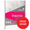 Silvine Tracing Pad Acid Free Paper 50gsm 50 Sheets A4 [Competition Offer] Jul-Sep 2017