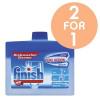 Finish Dishwasher Cleaner 250ml Ref 153850 [2 For 1] Jul 2017