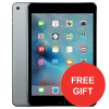 Apple iPad Mini 4 WiFi 128GB Touch ID Space Grey Ref MK9N2B/A [Free Case] Jan-Mar 2018