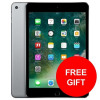 Apple iPad WiFi 128GB Touch ID 8MP Camera Space Grey Ref MP2H2B/A  [Free Case] Jan-Mar 2018
