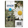 Epson 18 Inkjet Cartridge Daisy Capacity 3.3ml 180pp Cyan Ref C13T18024012
