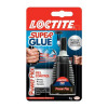 Loctite Super Glue Power Flex Gel Control 3g Ref 1621077