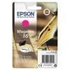 Epson 16 Inkjet Cartridge Pen & Crossword Page Life 165pp Magenta Ref C13T16234012