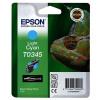 Epson Singlepack Light Cyan T0345 Ultra Chrome Ink Cartridge Ref C13T03454010