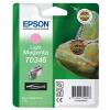 Epson Singlepack Light Magenta T0346 Ultra Chrome Ink Cartridge Ref C13T03464010