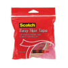 Scotch Easy Tear Tape 25mm x 50m Ref ET2550