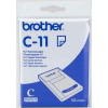 Brother C-11 A7 74x105 mm Thermal Paper 50 Sheets Ref C11 *3 to 5 Day Leadtime*
