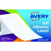 Avery Address Labels Roll 76x37mm Ref AL01 [250 Labels]
