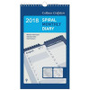 Collins Colplan 2018 Monthly Spiral Notebook Calendar Ref 64 2018