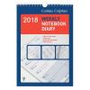 Collins Colplan 2018 Weekly Spiral Notebook Calendar Ref 60-2018