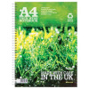 Oxford Office Notebook Wirebound 180pp 90gsm 90x140mm Random Colour Ref 400005630 [Pack 10]