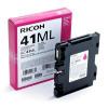 Ricoh GC-41 Toner Cartridge Page Life 600pp Magenta Ref 405767