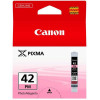 Canon CLI-42 Inkjet Cartridge Page Life 169pp Photo Magenta Ref 6389B001