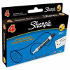 Sharpie Whiteboard Marker Drywipe Low Odour Bullet Tip 2mm Line Assorted Ref S0743961 [Pack 4]