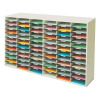Fellowes Literature Sorter Melamine-laminated Shell 72 Compartments [2x36 Sorters]