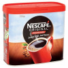 Nescafe Original Instant Coffee Granules Tin 500g Ref 12295139