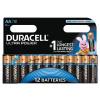 Duracell Plus Power Battery Alkaline 1.5V AA Ref 81275378 [Pack 12]