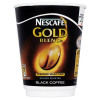 Nescafe & Go Gold Blend Black Coffee Foil-sealed Cup for Drinks Machine Ref 12310560 [Pack 8]