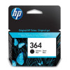 Hewlett Packard [HP] No. 364 Inkjet Cartridge Page Life 250pp 6ml Black Ref CB316EE #ABB