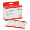 5 Star Office Cleaning Wipe Sachets for Telephone Bactericidal [Pack 50]