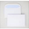 Wallet Gummed C5+ White 90gsm 162 x 238mm Blue Hatch Inner Opaque (Box 500) Code ENVC5+/2035OSS