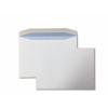 Wallet Gummed C4 White 100gsm 229 x 324mm Blue Hatch Inner Opaque (Box 250) Code ENVC4/3090