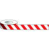 50mm x 33m Red & White Tape
