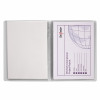 Snopake Superline Presentation Book 20 Pocket A5 Clear 11941