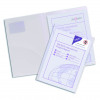 Snopake TwinFile A4 Presentation File Clear (Pack of 5) 14030