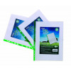 Snopake Biodegradable Punched Pockets Pack 25