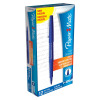 Pentel Sign Pen S520 Fibre Tipped 2.0mm Tip 1.0mm Line Blue Ref S520-C [Pack 12]