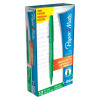 Paper Mate Flair Felt Tip Pens 1.0mm Tip 0.8mm Line Green Ref S0191033 [Pack 12]