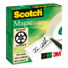 Scotch Magic Tape 12mmx66m Matt Ref 8101266 [Pack 2]