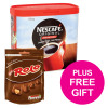 Nescafe Original Instant Coffee Granules Tin 750g Ref 12283921 [FREE Rolos x4] Jul-Sep 2018