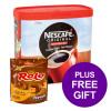 Nescafe Original Instant Coffee Tin 750g Ref 12315566 [Pack 2] [4x FREE Rolo Chocolate Bag] Apr-Jun 19