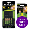 Duracell Battery Charger Hi Speed for AA/AAA Ref 81528873 [FREE AAA Battery Pack 4] Apr-Jun 2019