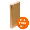 New Guardian Envelope FSC Hvyweight PS Gusset 130gsm C4 RefE27266[Pk 100][Free Post-it Pad Pk12]Jul-Sep19