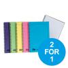 Europa Sidebound Notebook PEFC A4 Ast C Ref 3154Z [Pack 10] [2 for 1] Oct-Dec 19