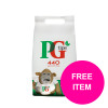 PG Tips Tea Bags Pyramid Ref 67395657 [Pk 440] [Buy 2 Get Free Haribo Giant Strawbs Bag 180g] Jan-Mar 20