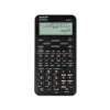 Sharp WriteView Scientific Calculator Dot Matrix Display 335 Functions 80x15x161mm Black Ref ELW531B