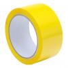 Tape Polypropylene 48mmx66m Yellow [Pack 6]