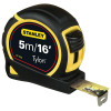 Stanley Tape Measure Pocket 5m/16 Feet Tylon Ref 0-30-696