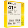 Ricoh Gel Inkjet Cartridge Page Life 2200pp Yellow Ref GC41Y 405764