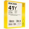 Ricoh Gel Inkjet Cartridge Page Life 2200pp Yellow Ref GC41Y 405764